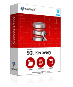 SQL MDF Recovery